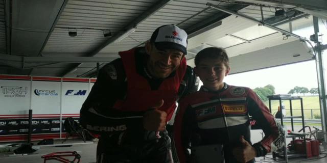 Ma première course officielle !!! Motopiste.net en Coupe de France Promosport 64735310
