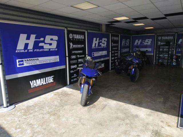 STAGE MOTO avec H2S à LEDENON : LE COMPTE RENDU MOTOPISTE 65926910