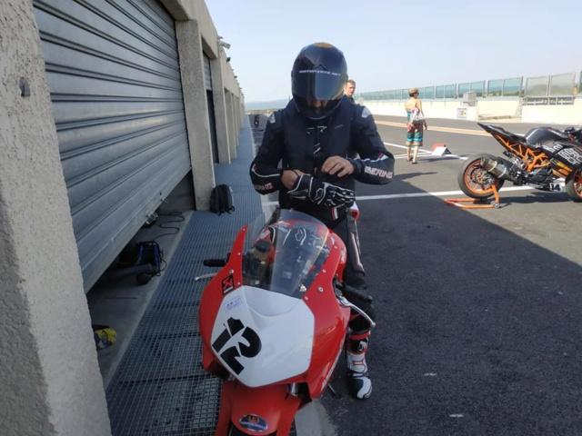 STAGE MOTO avec H2S à LEDENON : LE COMPTE RENDU MOTOPISTE 66042911