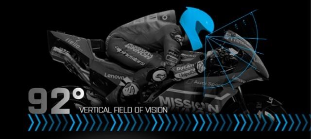 Le voilà enfin !!!! LE SUOMY SR-GP utilisé par Andrea Dovizioso bientôt disponible ! 92degr10