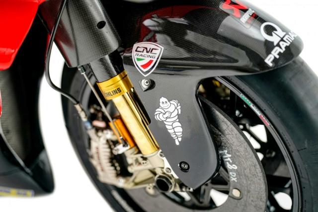 Présentation de la Ducati PRAMAC 2021 _a9x6710
