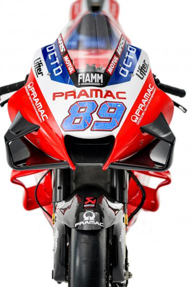 Présentation de la Ducati PRAMAC 2021 _a9x6711