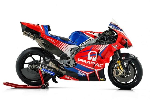 Présentation de la Ducati PRAMAC 2021 _ax73510