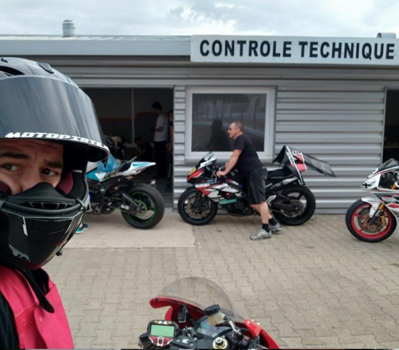 [Tuto]Préparer sa moto pour une COURSE OFFICIELLE : le fameux Contrôle Technique Contro10