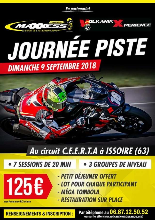 9 Septembre 2018 Issoire  125€ avec Sergio la Bomba(Fsbk) Fb_img23