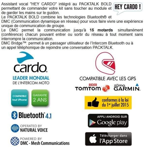 Essai Kit intercom CARDO PACKTALK BOLD lors d'une journée de roulage Fb_img72