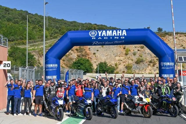 Alès SUPERSPORT PRO TOUR 2021 : J'ai tout essayé chez Yamaha : Verdict ! Image013