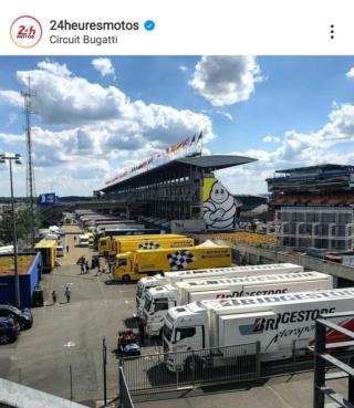 Horaires 24H du Mans Moto ce week end : Img_1091