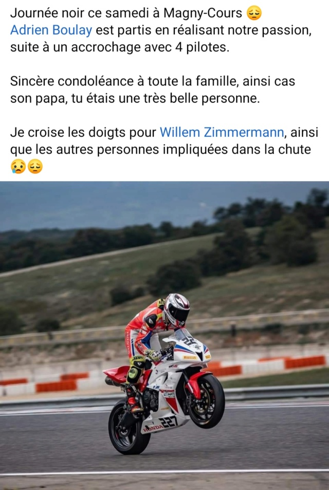 Au revoir Adrien... ACCIDENT PROMOSPORT MAGNY-COURS... Img_1205