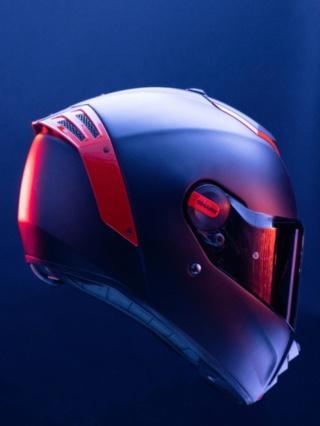 Nouveau Casque Shark Spartan RS : Premier Shark aux normes ECE 22-06 et quel casque ! Img_1250