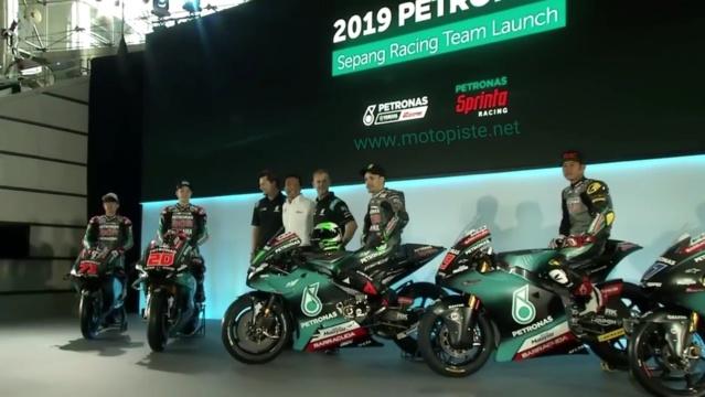 Présentation du nouveau Team MotoGp PETRONAS YAMAHA SRT Img_2040