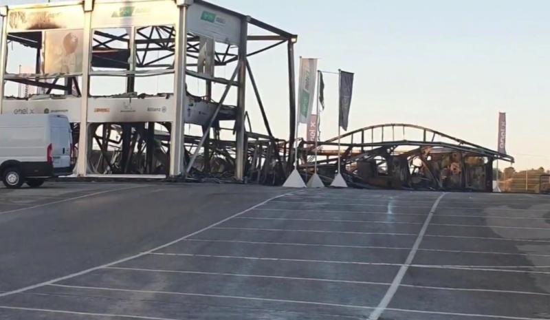Les Moto-e partent en fumée a Jerez... Fin du championnat? Img_2104