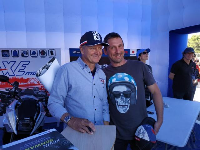 Motopiste.net au Sunday Ride Classic 2019 : Samedi en direct du Circuit PAUL RICARD Img_2340