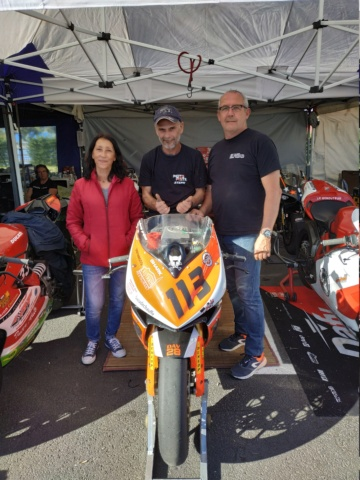 Motopiste.net au Sunday Ride Classic 2019 : Samedi en direct du Circuit PAUL RICARD Img_2351