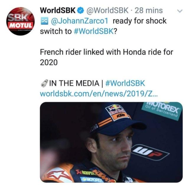 Zarco en SBK chez Honda en 2020??? Img_2424