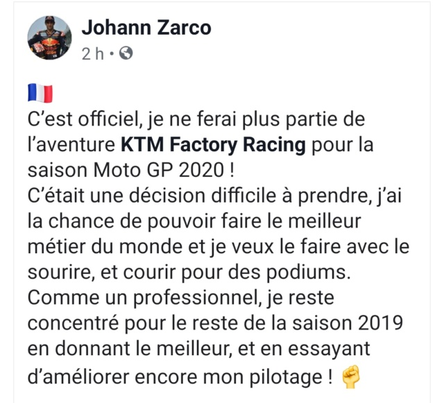 Zarco chez KTM ça sent la fin ! Il serait sur le départ... Img_2480
