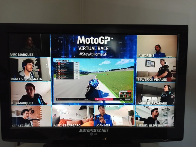 MOTOGP Virtual Challenge : Les pilotes MotoGp font leurs courses Img_2663