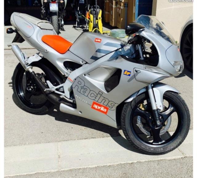 L'Aprilia RS50... Retour vers le futur... Img_2673