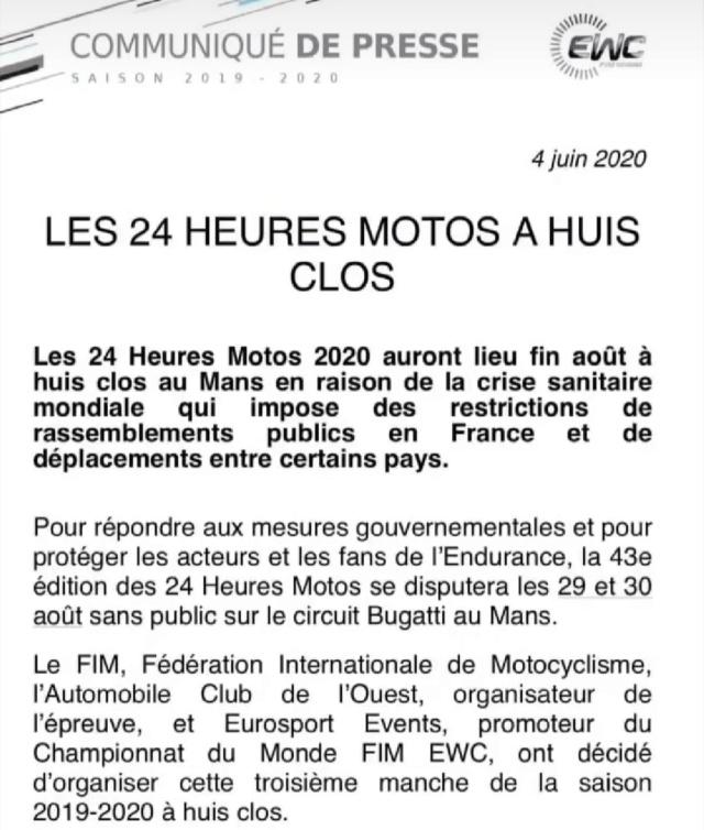 24H du Mans Moto 2020 à huis clos, votre avis? Img_2727
