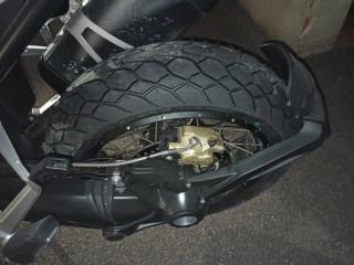 """Nouveau Dunlop """"Mutant"""" : le pneu 4 saisons qui n'a peur de rien ! Img_2737"""
