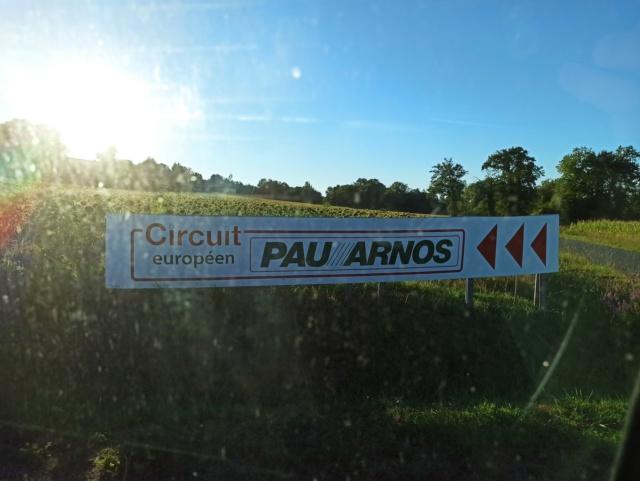 [Compte rendu]  Mon week end de course SPORTWIN à Pau-Arnos, accrochez vous ! Img_2821