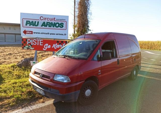 [Compte rendu]  Mon week end de course SPORTWIN à Pau-Arnos, accrochez vous ! Img_2826