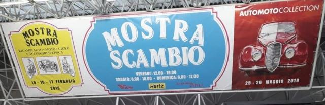 """[Evenement] """"Mostra Scambio"""" marché de motos et pièces près de Milan en Italie Marchz10"""