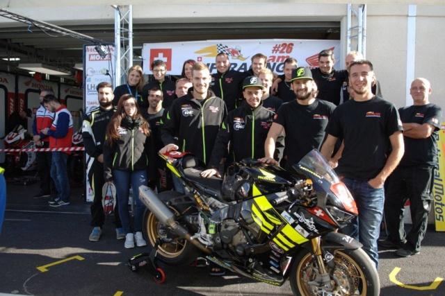 Clap de fin pour le Team ZUFFRACING HONDA en Endurance... Photo110