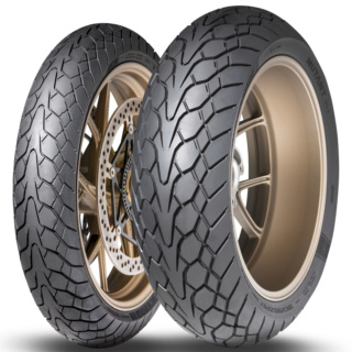 """Nouveau Dunlop """"Mutant"""" : le pneu 4 saisons qui n'a peur de rien ! Pneu-c11"""