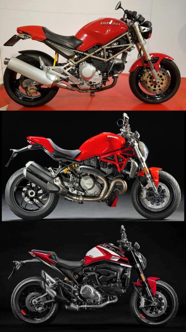 Nouvelle Ducati Monster...2021 Polish23