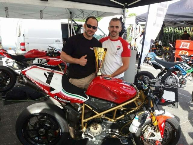 Seb SERRA/ Repli-K-Racing s'engage en EuropeanBikes sur une DUCATI Panigale 959 Receiv40