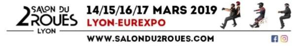 Le Salon du 2 Roues de Lyon du 14 au 17 mars 2019 à Eurexpo Salon_10
