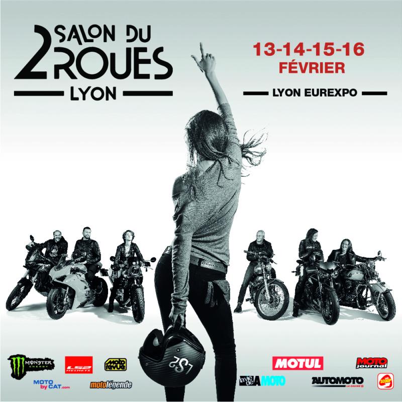 JEU CONCOURS MOTOPISTE : A GAGNER 2 places pour le salon du 2 Roues à Lyon Salon_12