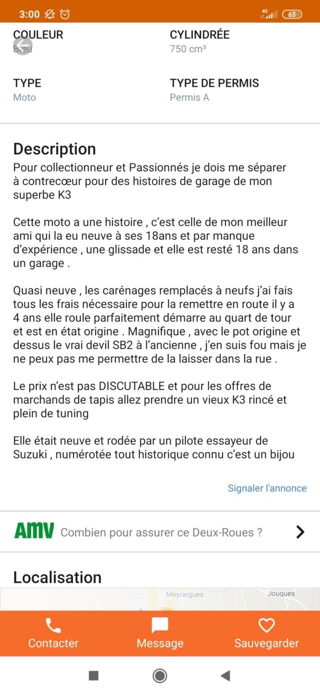 """Les annonces """"branlette"""" sur leboncoin... Screen12"""