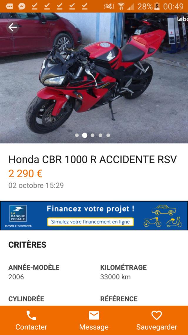 Les Annonces de Pistardes sélectionnées par Motopiste - Page 6 Screen37