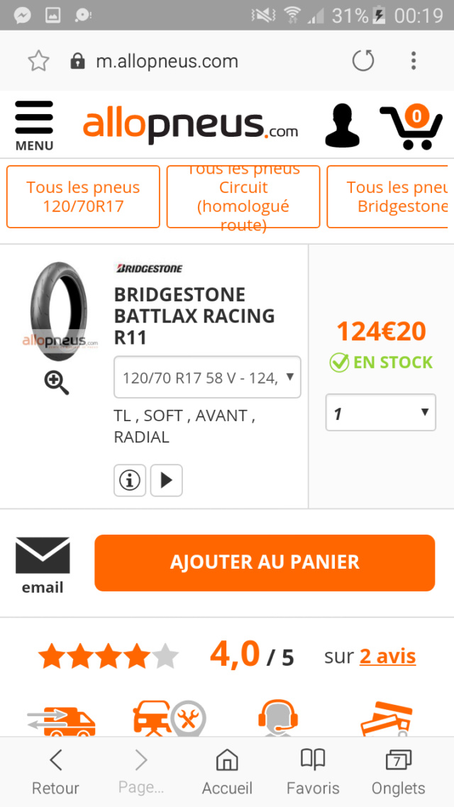 Essai Bridgestone BATTLAX RACING R11 Screen39