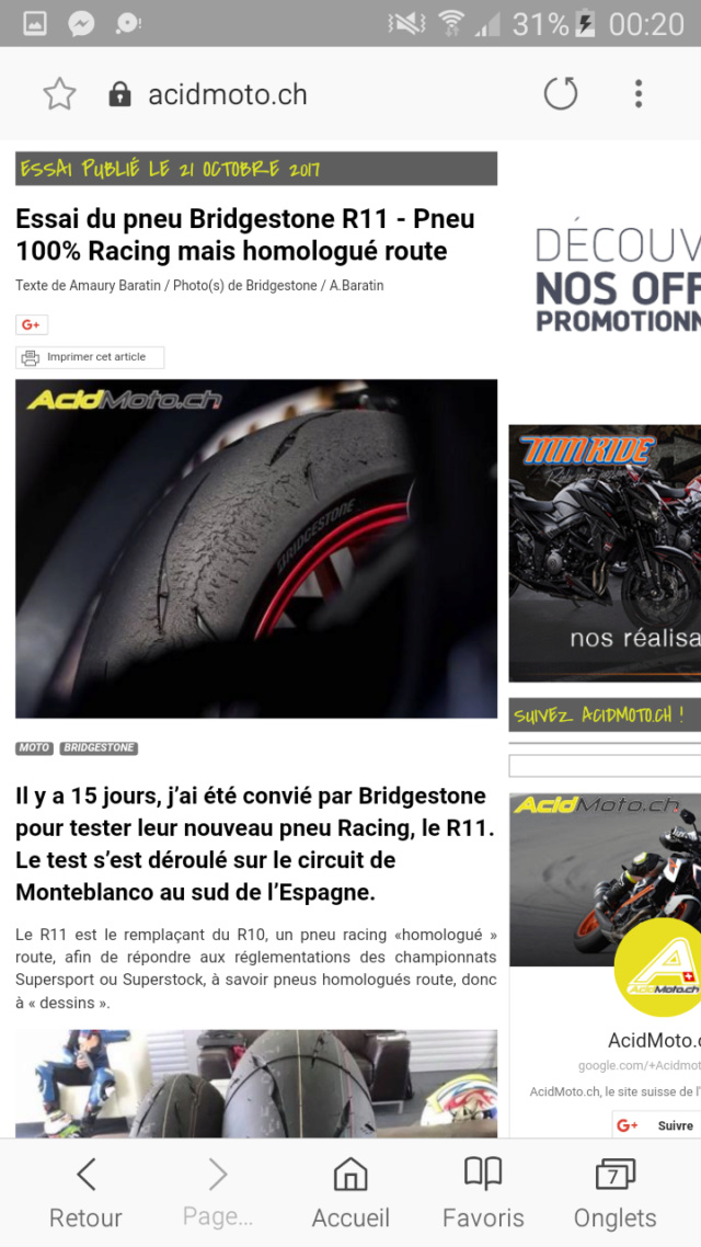 Essai Bridgestone BATTLAX RACING R11 Screen40