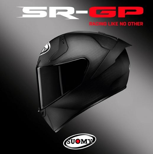Le voilà enfin !!!! LE SUOMY SR-GP utilisé par Andrea Dovizioso bientôt disponible ! Sr_gp10