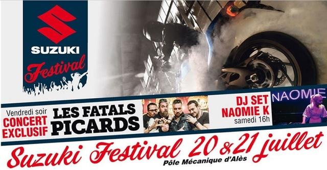 SUZUKI FESTIVAL les 20/21 Juillet 2018 à Alès !! Suz10