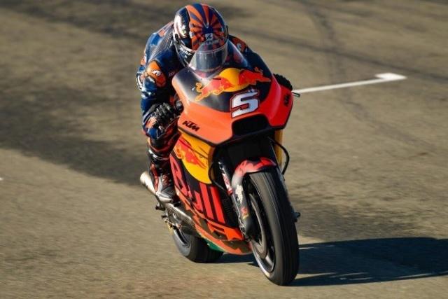 Les livrées des MotoGP en test à Valence : décos et résultats Zarco-10