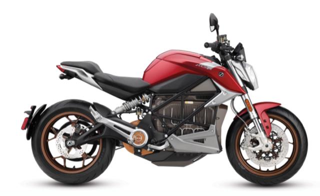 ZERO MOTORCYCLES LANCE LA TOUTE NOUVELLE SR/F : Moto électrique inside ! Zero10