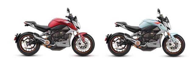 ZERO MOTORCYCLES LANCE LA TOUTE NOUVELLE SR/F : Moto électrique inside ! Zero310