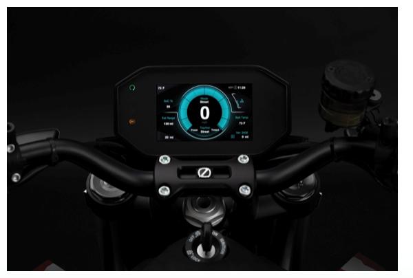 ZERO MOTORCYCLES LANCE LA TOUTE NOUVELLE SR/F : Moto électrique inside ! Zero410