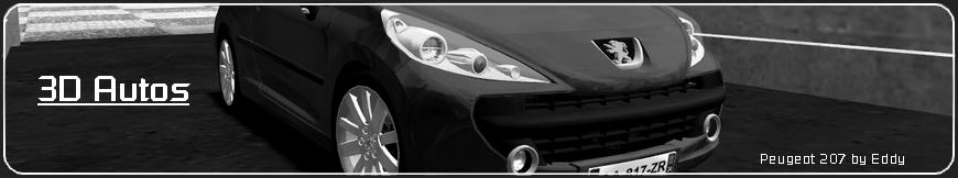 3D Autos