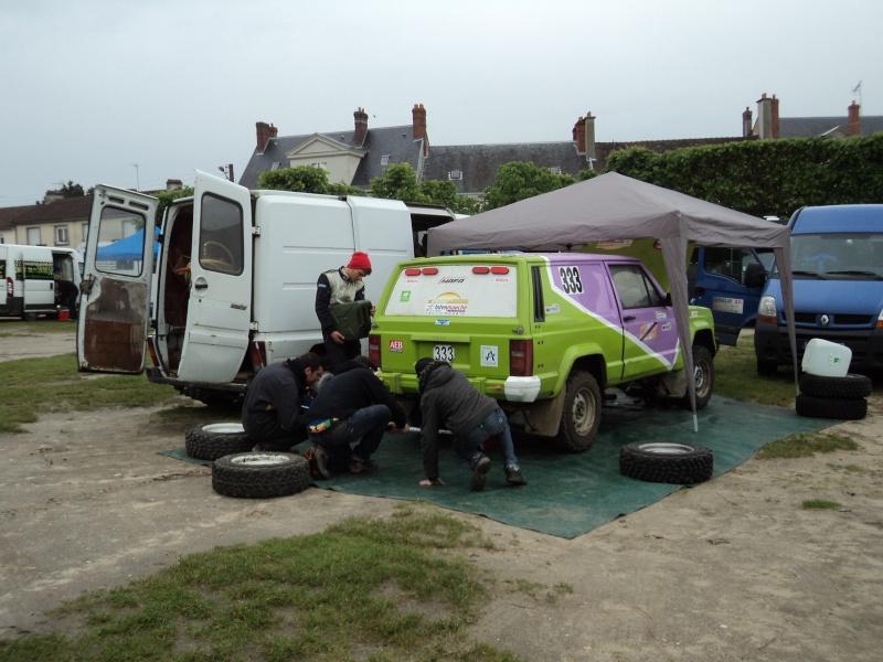 Assistance - Les camionnettes en assistance. Dsc02517
