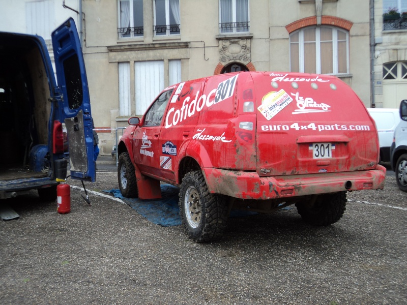 Assistance - Les camionnettes en assistance. Dsc02523