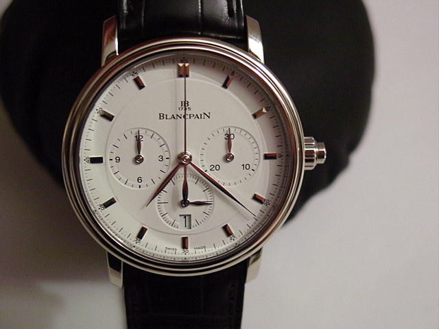News : Henri Duvoisin Chronographe Monopoussoir Jb_mon10