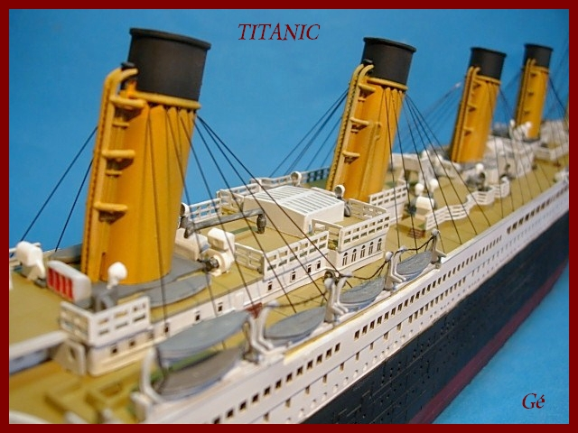 Titanic 1/400 Revell - Page 2 00219