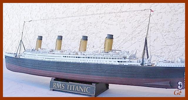 RMS Titanic (Revell 1/400°) de G Chapuis 00220