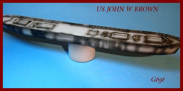 1/350 Trumpeter SS JOHN W BROWN 00317